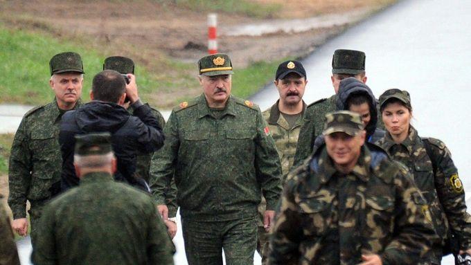 Bielorusko obvinilo Západ, že sa snaží zvrhnúť Lukašenka. 1