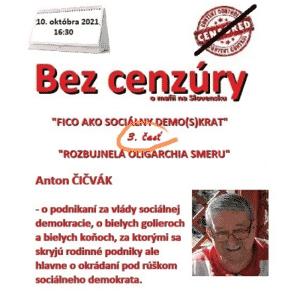 Bez cenzúry 16/2021 (repríza)