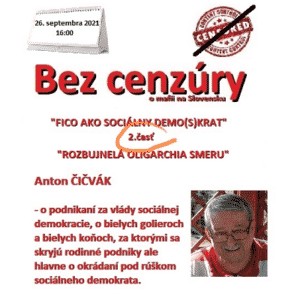 Bez cenzúry 14/2021 (repríza)