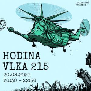 Hodina Vlka 215 (repríza)