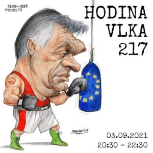Hodina Vlka 217 (repríza)