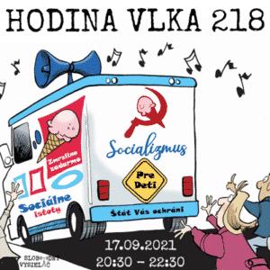 Hodina Vlka 218 (repríza)