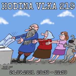 Hodina Vlka 219 (repríza)
