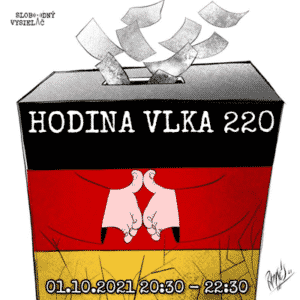 Hodina Vlka 220
