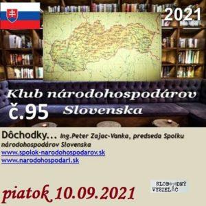 Klub národohospodárov Slovenska 95 (repríza)