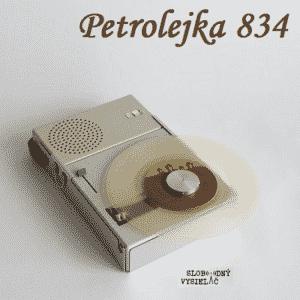Petrolejka 834