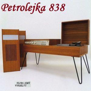 Petrolejka 838
