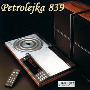 Petrolejka 839
