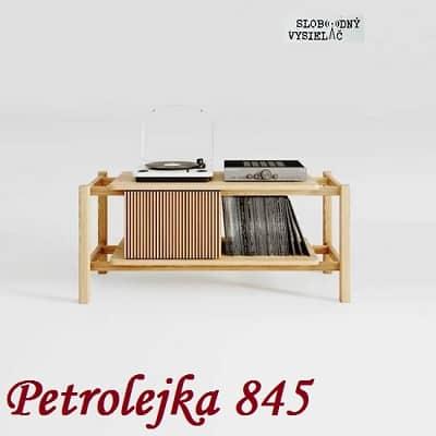 Petrolejka 845