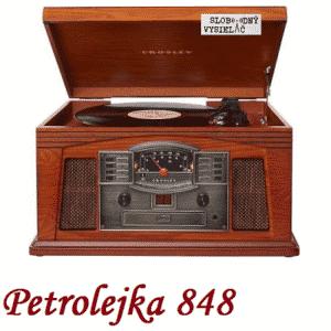 Petrolejka 848