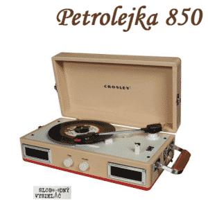Petrolejka 850 (repríza)