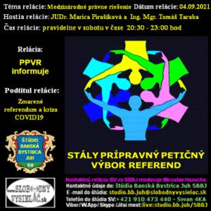 Prípravný petičný výbor referend 30 (repríza)