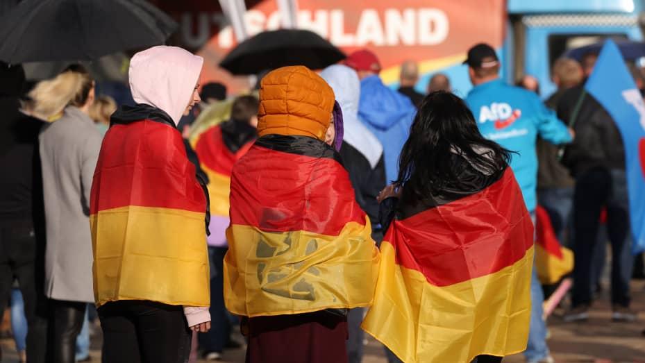 Flash výsledek německých voleb je v každém případě katastrofou. 1