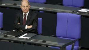 Voľby v Nemecku: Sociálni demokrati tesne zvíťazili nad konzervatívcami. 8