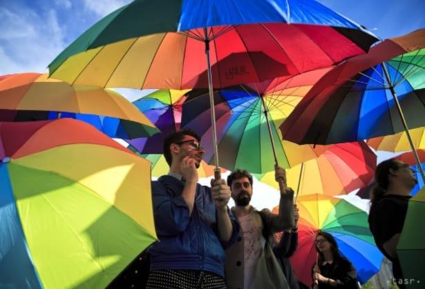 Europoslanci: Homosexuálne manželstvá musia uznávať všetky štáty EÚ. 1