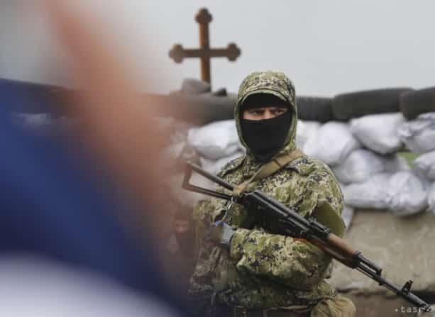 Kremeľ: Vojenská pomoc môže urobiť správanie Kyjeva nepredvídateľným. 1