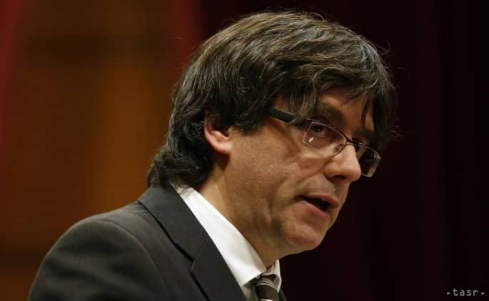 Sudkyňa nariadila prepustenie zadržaného Puigdemonta. 1