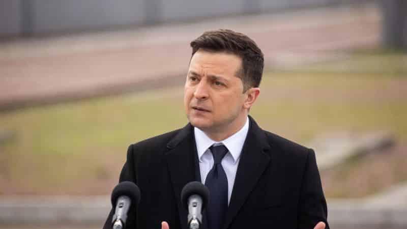 Zelenskyj: USA uvalia sankcie na plynovod, ak bude mať Ukrajina problémy. 1