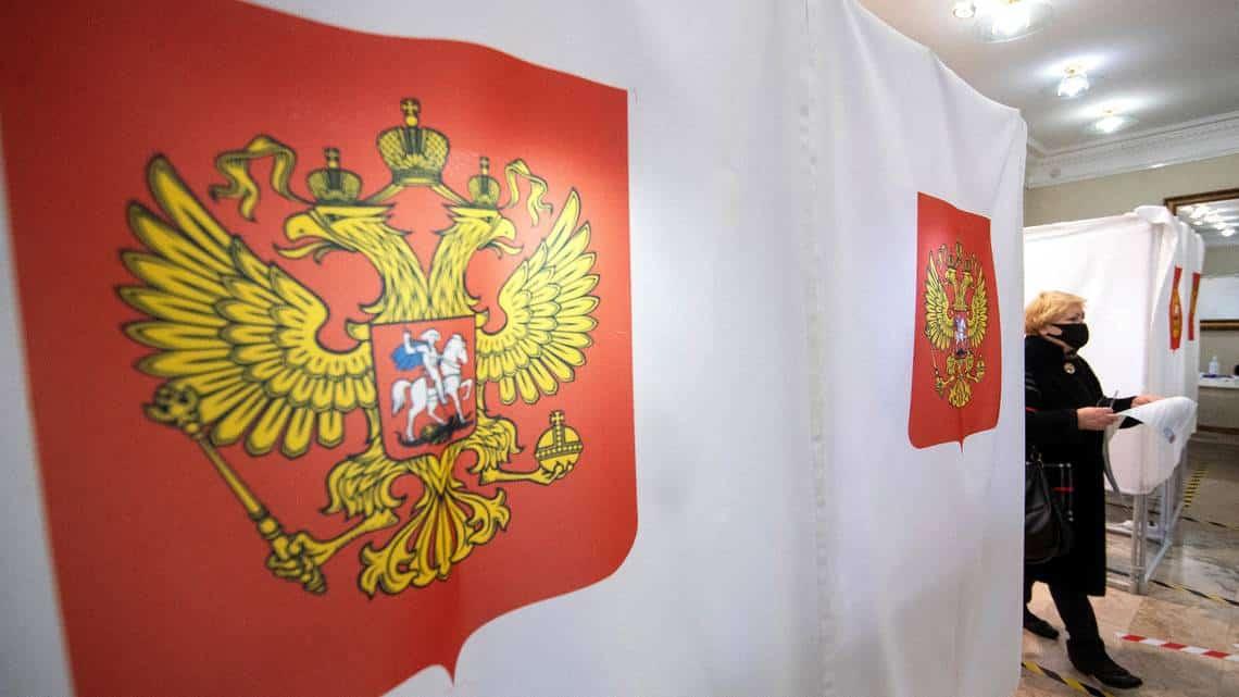 Ruské parlamentní volby 2021. 1