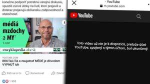 YouTube dal zbohom kontroverznému Igorovi Bukovskému. Zrušil mu kanál. 10