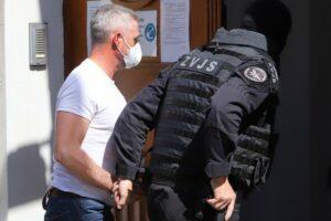 Akcia OčistecSudca nepredĺžil Gašparovi a ďalším obvineným väzbu, riešil aj nahrávky z chaty. 10
